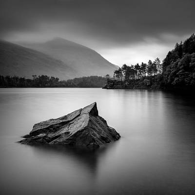 Photograph - Thirlmere by Dave Bowman
