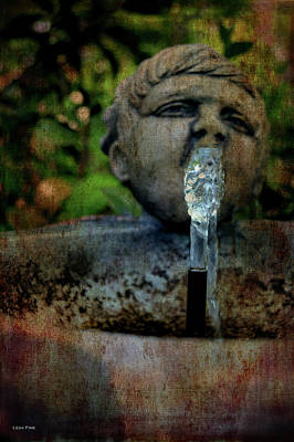 Photograph - Thirsty Garden Art by Lesa Fine