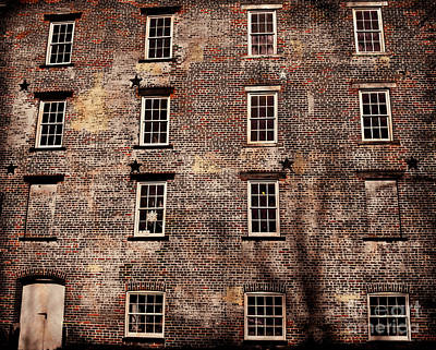 Altered Image Photograph - Thirteen Windows by Colleen Kammerer