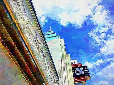 Photograph - Thirty One Blue by Alice Gipson