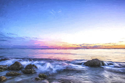 Clouds Digital Art - This Before II by Jon Glaser