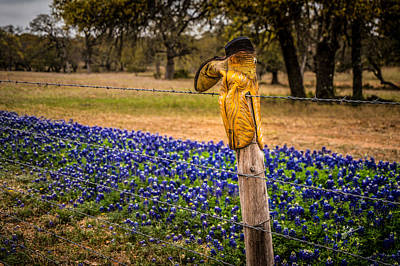 Photograph - This Boot Was Made For... by TK Goforth