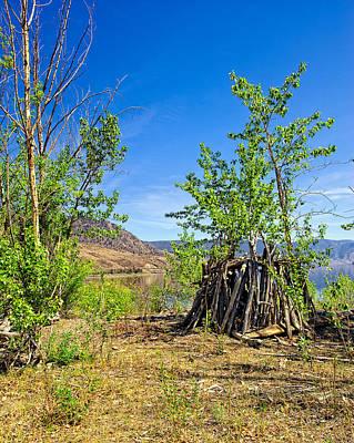 This Is British Columbia No.30 - The Den In Savona Original