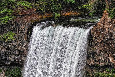 This Is British Columbia No.41 - Brandywine Falls Up Close Original