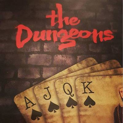Dungeon Photograph - This Is My Cardstock, I Bought It At by Nicholle Melody Rachel Gk