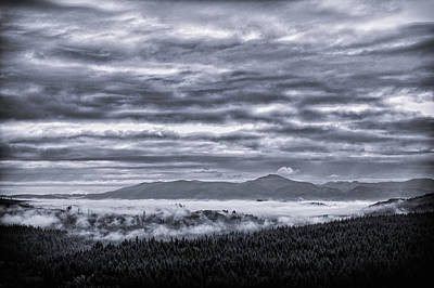 This Is Oregon State No.22 - Above The Clouds Art Print by Paul W Sharpe Aka Wizard of Wonders