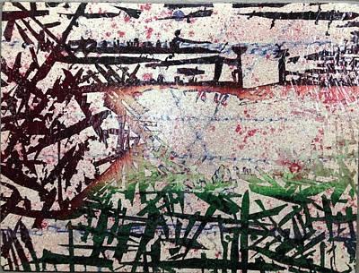 This Is Palestine Art Print