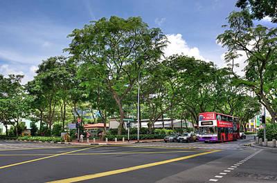 This Is Singapore No. 21 - Waiting Original