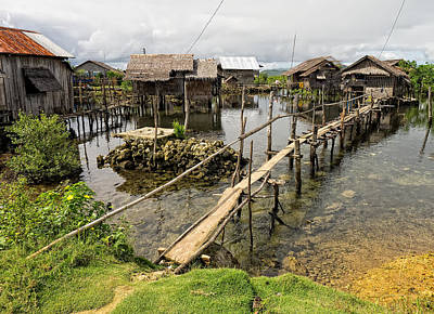 This Is The Philippines No.10 - Pilar Fishing Village Original