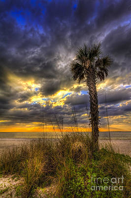 Stormy Weather Photograph - This Is Your Spot by Marvin Spates