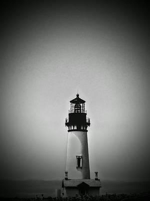 Taylor Swift Digital Art -  Miniature Lighthouse by John Gasaway