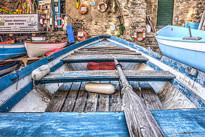 Photograph - This Old Boat by Brent Durken