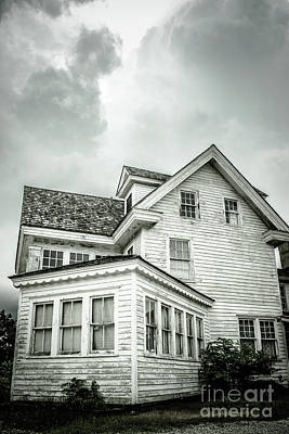 Photograph - This Old House by Colleen Kammerer