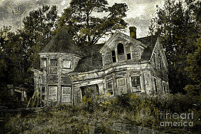 Photograph - This Old House by John Stephens