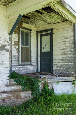 Photograph - This Old Porch by Jennifer White