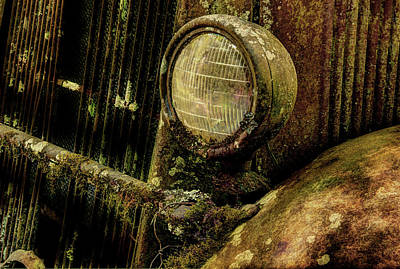 Photograph - This Old Truck by Mike Eingle