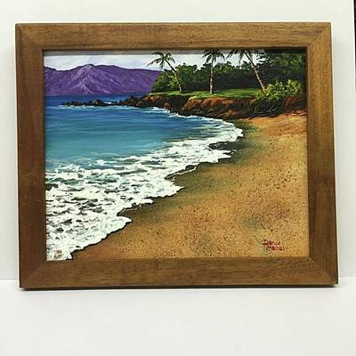 Photograph - This Sweet Little 8x10 Beach Scene Is by Darice Machel McGuire