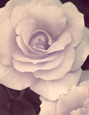 Pastel Photograph - This Sweet Romance by The Art Of Marilyn Ridoutt-Greene
