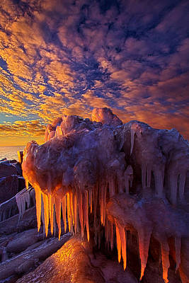Unity Photograph - This Voice Keeps Whispering by Phil Koch
