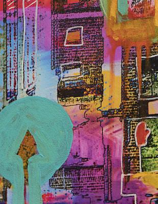 Digital Art - This Way by Susan Stone