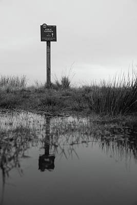 Photograph - This Way To Darwen by RKAB Works