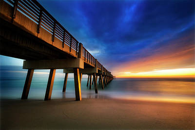 Photograph - This Way To Paradise by Debra and Dave Vanderlaan