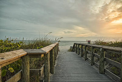 Photograph - This Way To The Beach by Shari Jardina