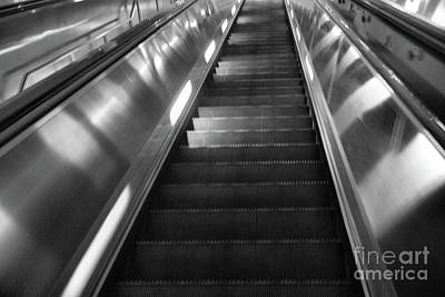 Photograph - This Way Up by John S