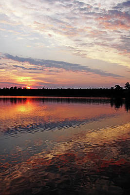 Photograph - Thistle Island Sunrise by Debbie Oppermann