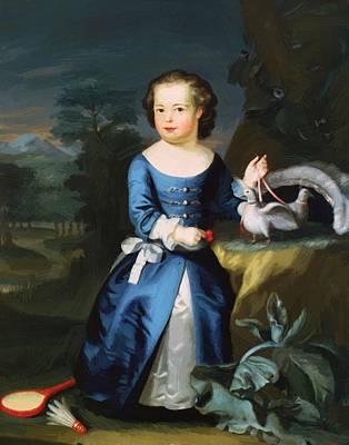 Painting - Thomas Aston Coffin 1758 by Copley John Singleton