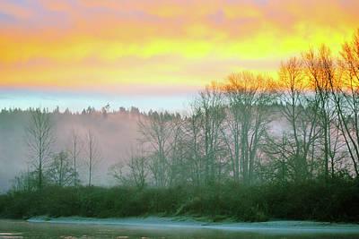 Photograph - Thomas Eddy Sunrise by Brian O'Kelly