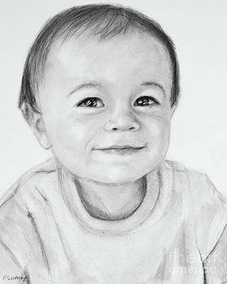Drawing - Thomas by Kate Sumners
