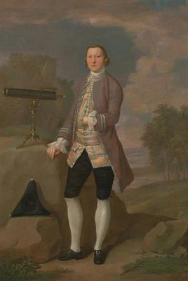 Painting - Thomas Newenham by Edward Haytley