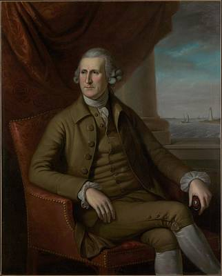 Thomas Willing Original by Charles Willson Peale