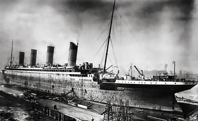 Thompson Drydock - Titanic Original