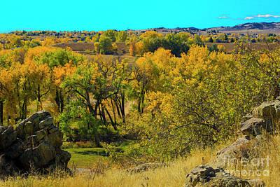 Photograph - Thompson Valley Overlook by Jon Burch Photography
