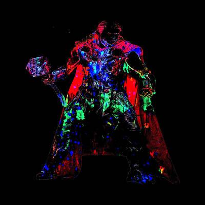 Thor Art Print by Brian Reaves