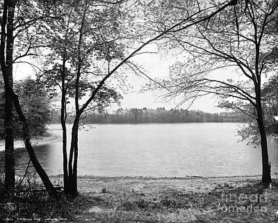Photograph - Thoreau's Cove by Granger