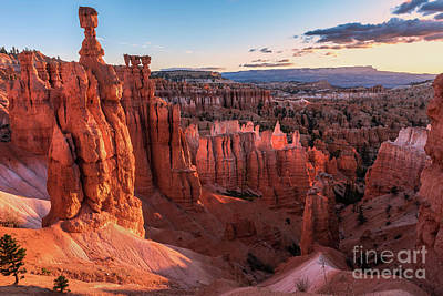 Photograph - Thor's Kingdom - Bryce Canyon N.p. by Expressive Landscapes Nature Photography