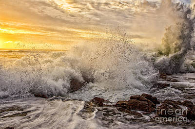 Photograph - Thor's Wave by Billie-Jo Miller