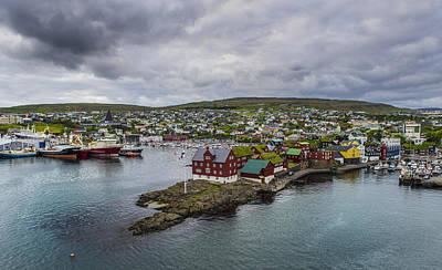 Photograph - Thorshavn by Thomas Schreiter