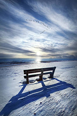 Unity Photograph - Those Seconds Before by Phil Koch