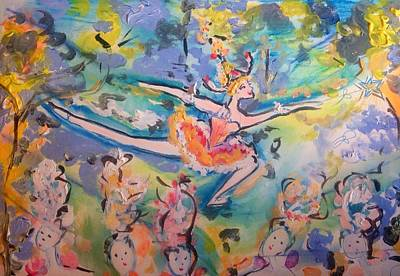 Painting - Those That Do  by Judith Desrosiers