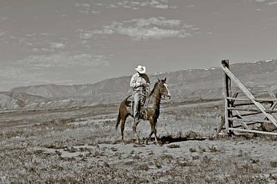 Photograph - Those Wild Montana Skies by Amanda Smith