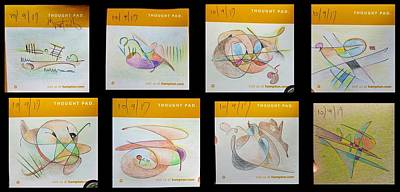 - Thought Pad Series by Dave Martsolf