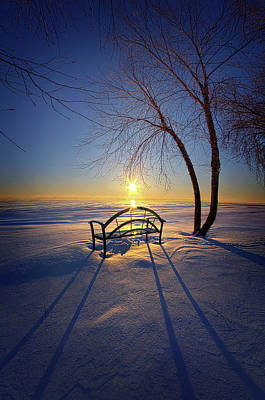 Photograph - Thoughts And Prayers by Phil Koch