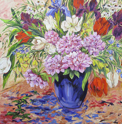 Painting - Thoughts Of Summer   by Nancy Day
