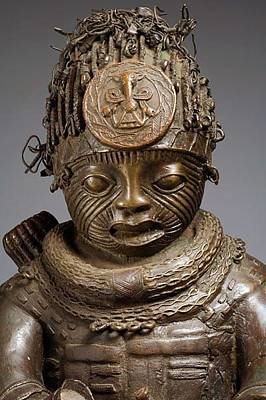 Thousand Year Old African Arts Original by Marco Pablo