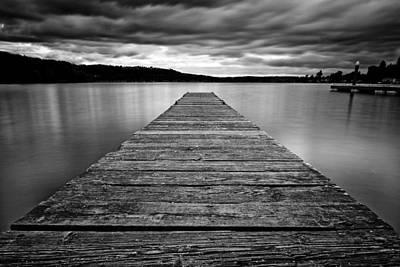 Photograph - Threatening Sky by Dan Mihai
