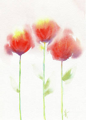 Painting - Three Amigos by Michelle T Williams
